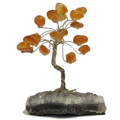 Karneol stromček šťastia